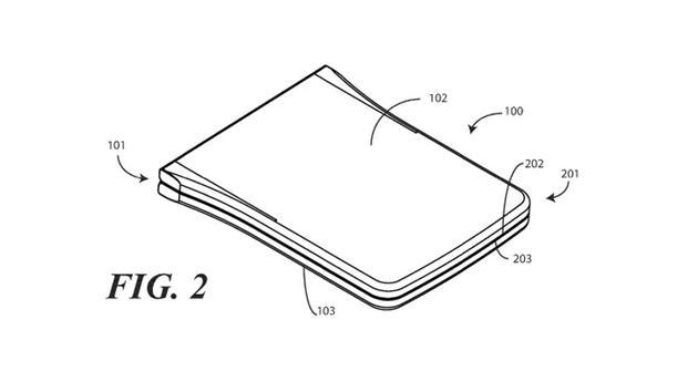 Motorola mobile folding screen