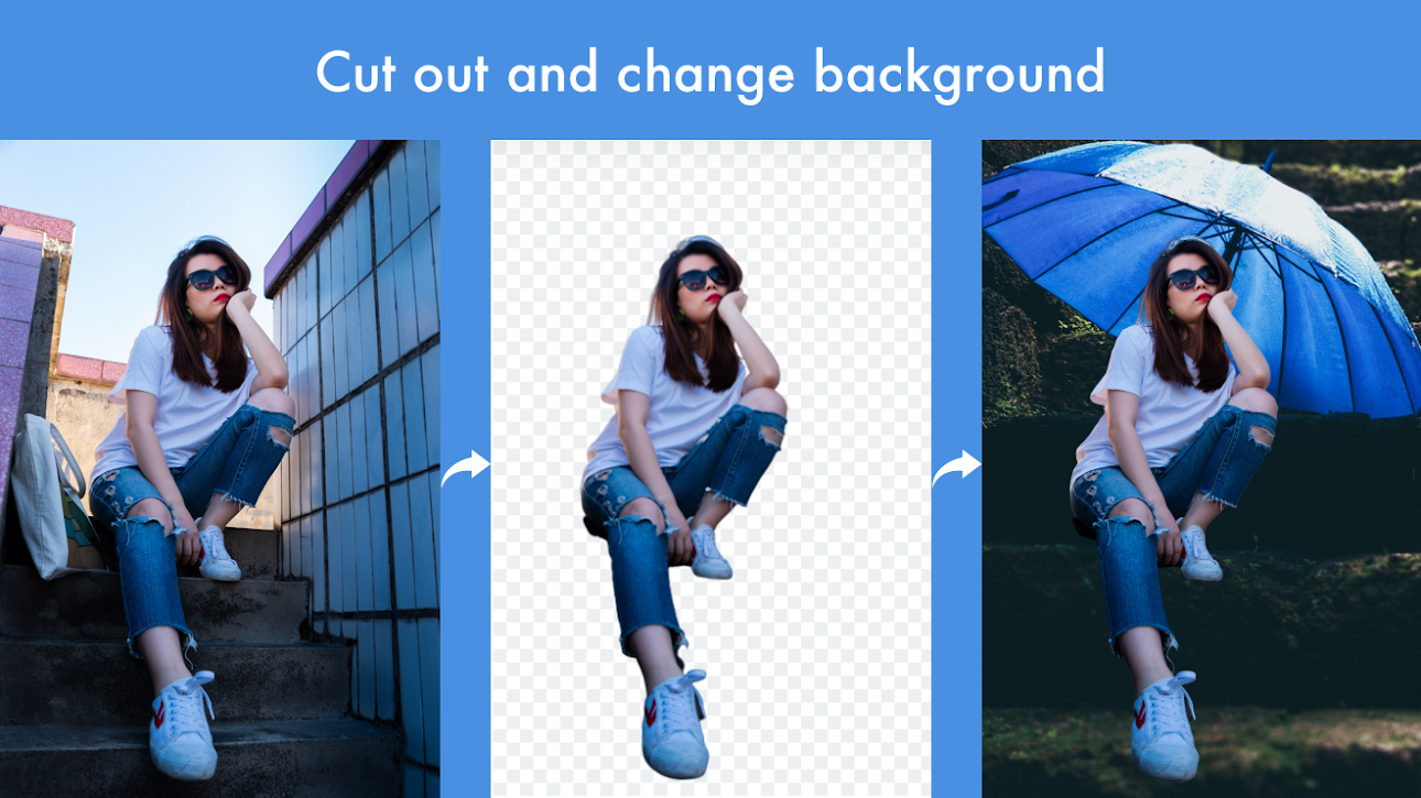 automatic background remover