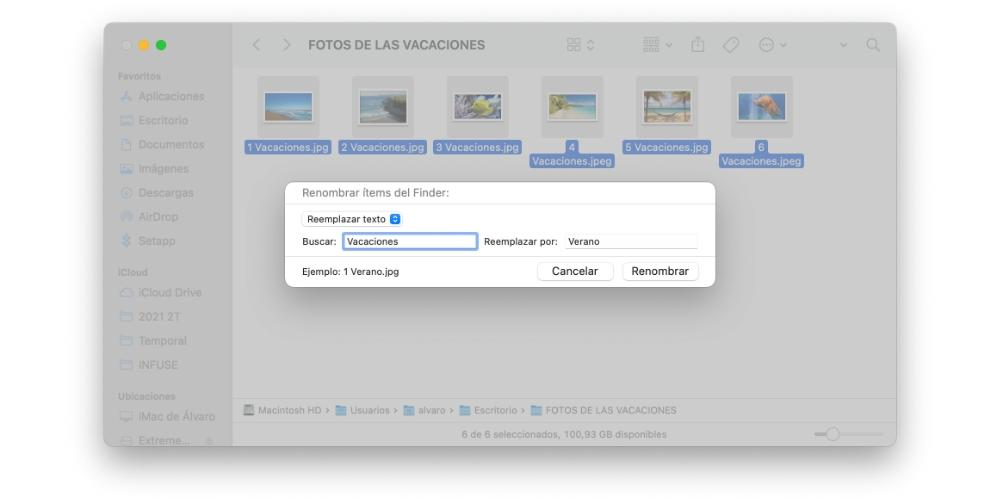 rename multiple macos files