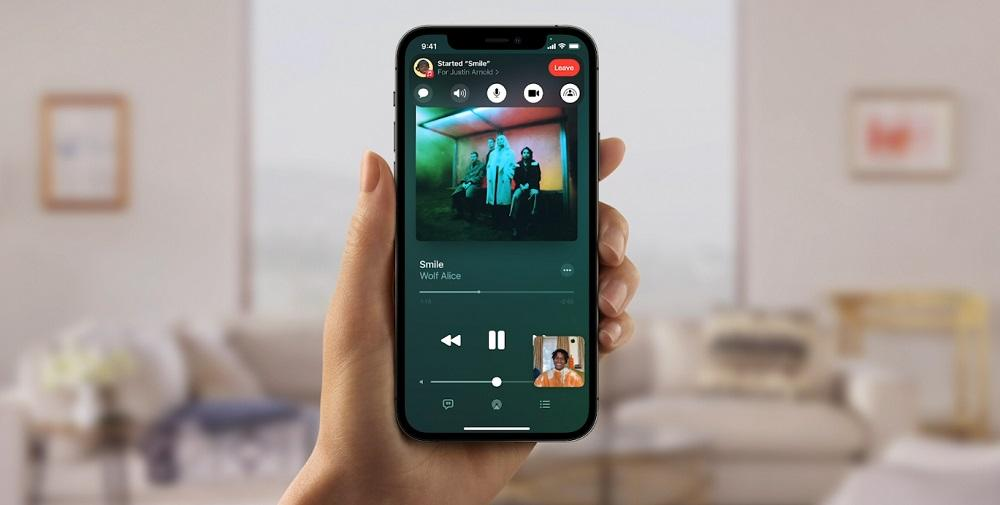 share facetime songs