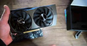 NVIDIA limits the performance of its GPUs in cryptocurrencies