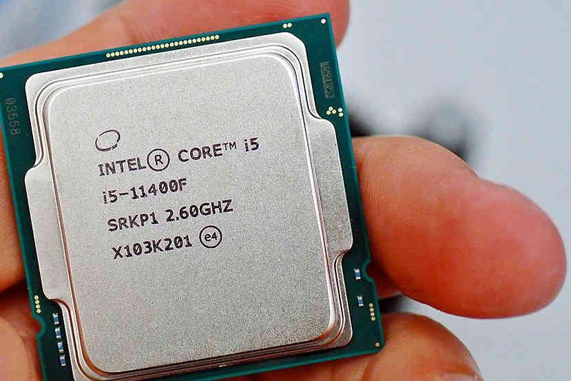Intel Core i5-11400F PC VR Ready