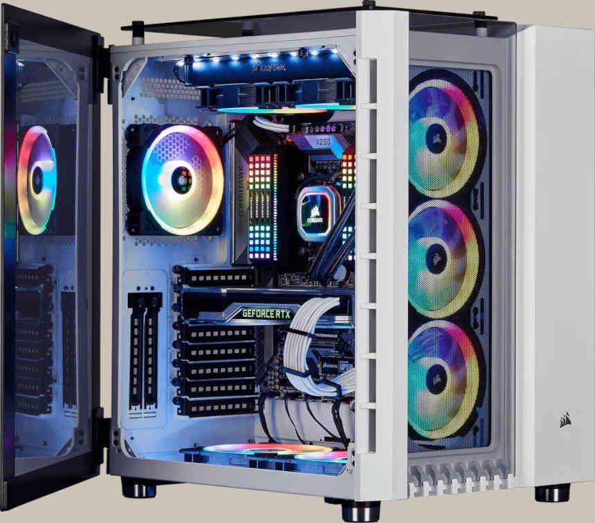 Corsair 680XR PC VR Ready