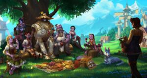 Palia, new MMO simulation game like Animal Crossing and Zelda