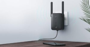 new cheap WiFi repeater with Ethernet
