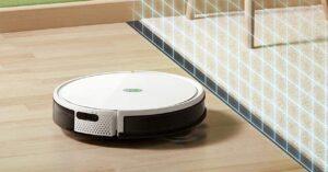 Great deals on Amazon on Yeedi robot vacuum cleaners