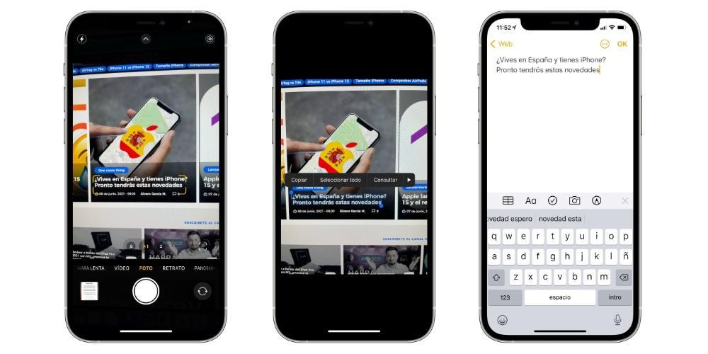ios 15 text reader