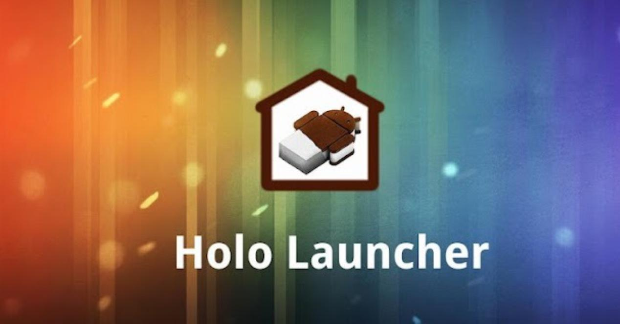 Meet Holo Launcher, an app launcher on your mobile