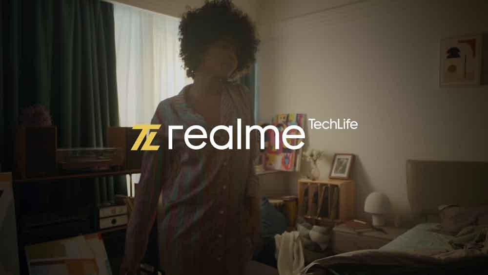 Realme TechLife logo