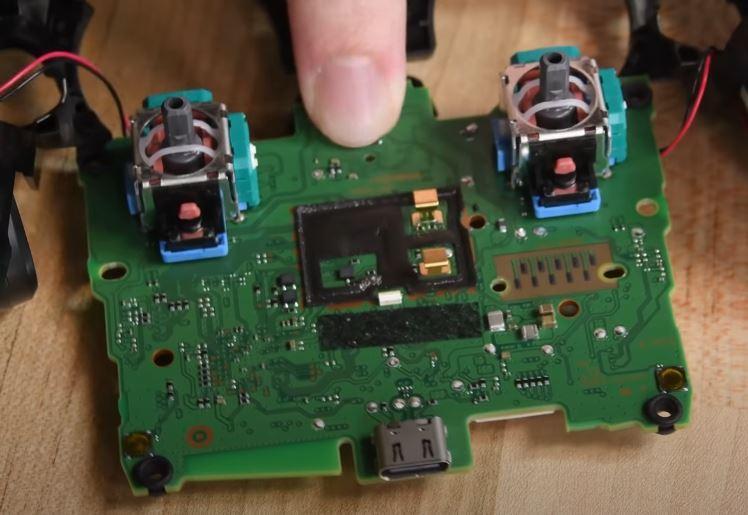 Remove PS5 Controller Joysticks