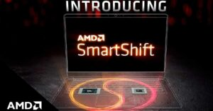 AMD SmartShift on Linux, notebook enhancements with APU