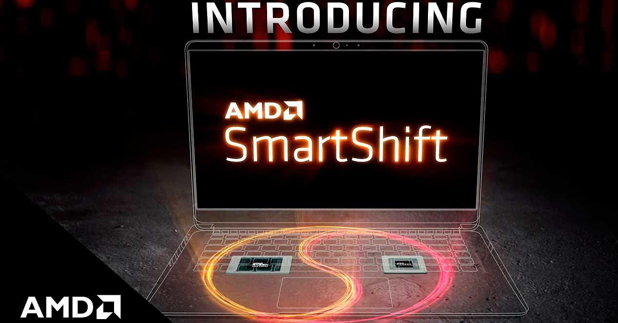 AMD-SmartShift