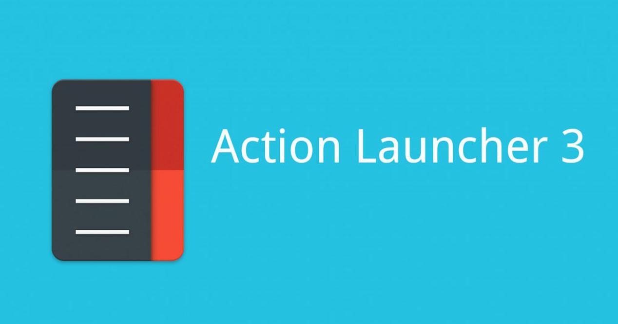 Action Launcher 3.9 app logo