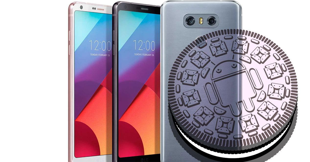 The LG G6 will receive Android Oreo