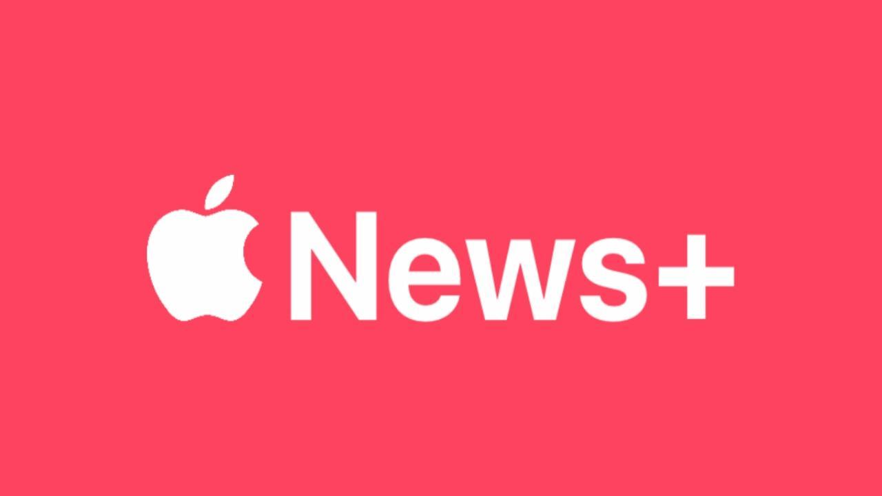 Apple News + logo