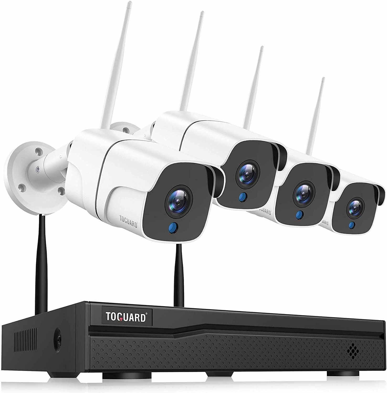 TOGUARD surveillance camera kit
