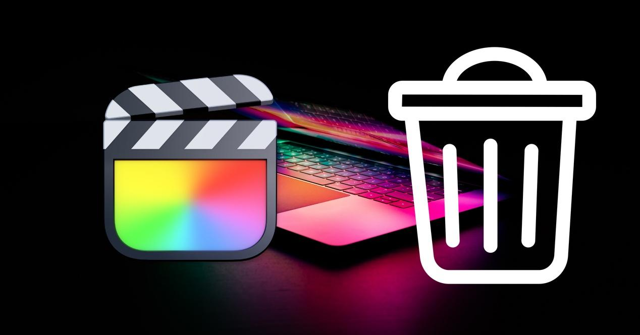 Does Final Cut take up a lot of space on your Mac?  So it can be fixed