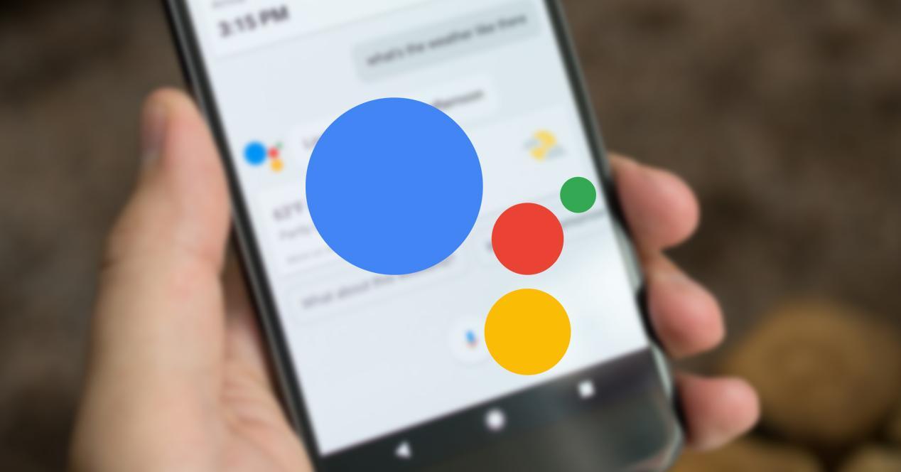 Google Assistant new design