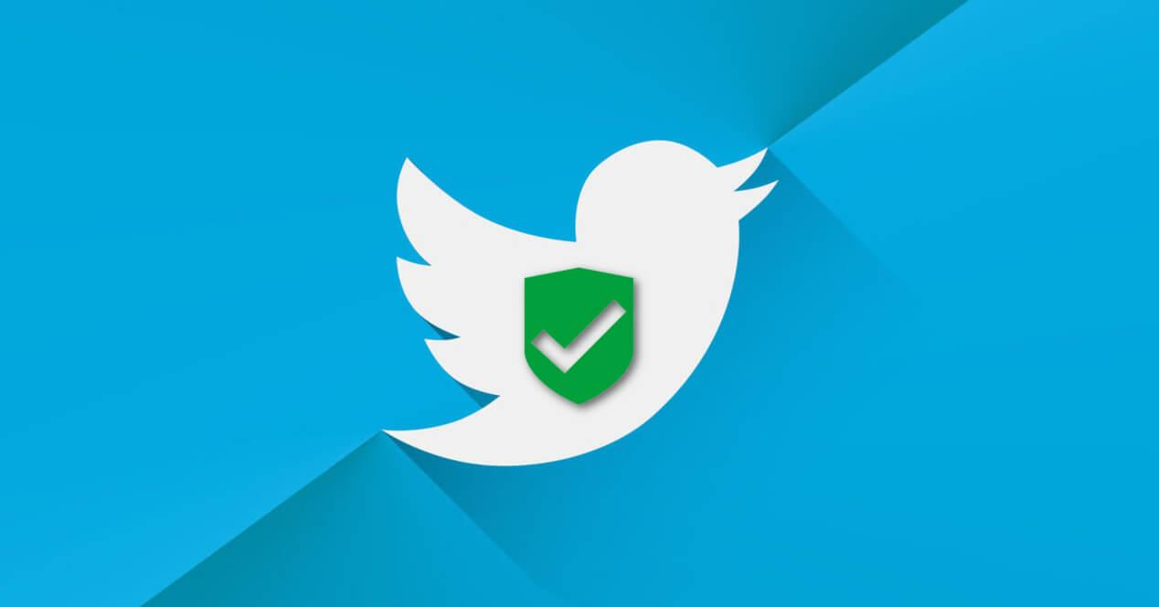 change password Twitter android