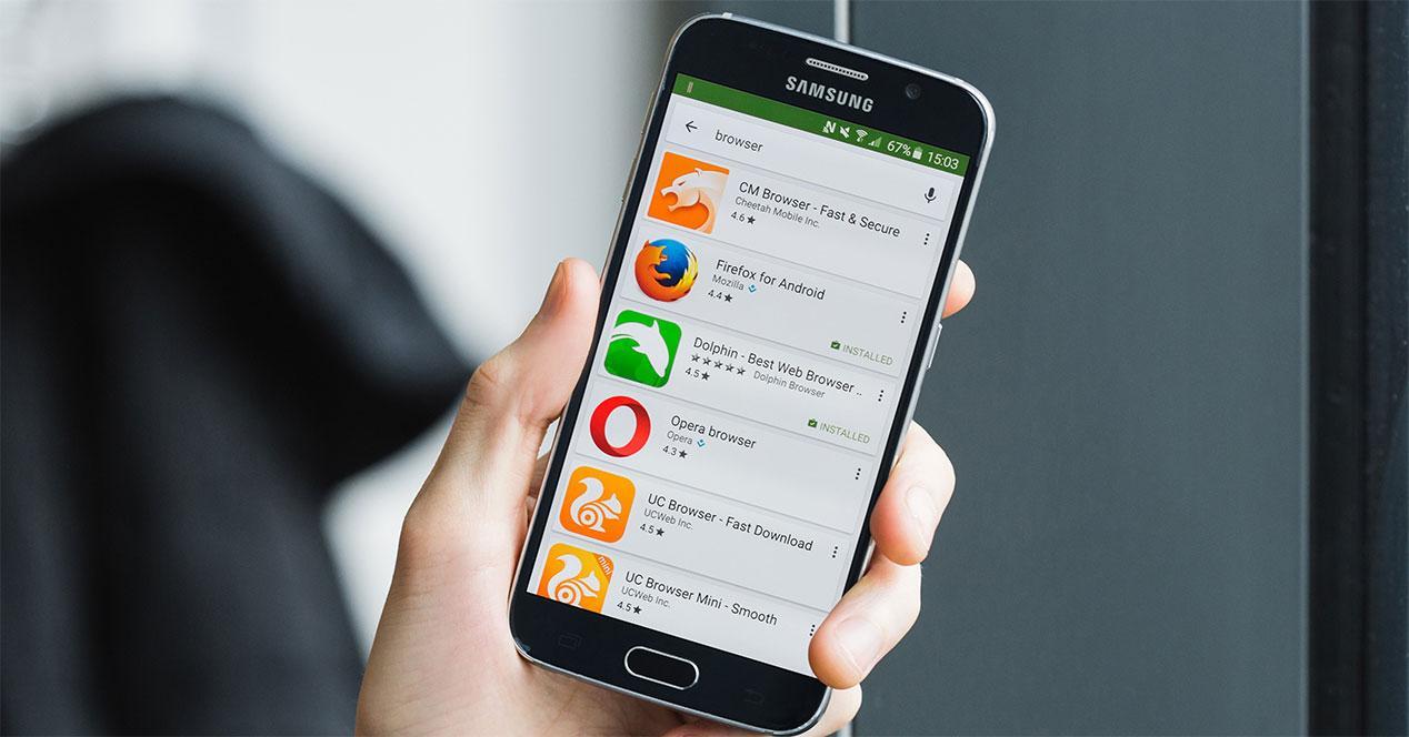 alternatives google chrome android