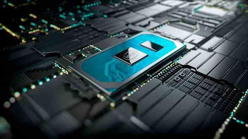 Intel Tiger Lake i7-11390H, i7-11320H, i7-1195G7 and i5-1165G7