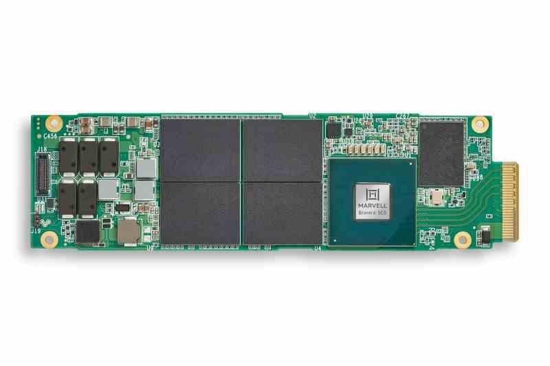 NVMe PCIe 5.0 SSD