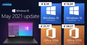 Offers in Windows 10 licenses, buy your cheap licenses now