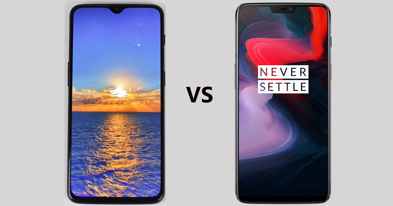 oneplus 6t vs oneplus 6
