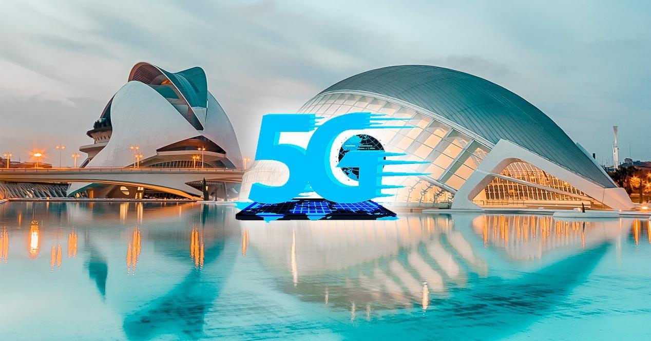 Orange's 5G network already has 85% coverage in Valencia