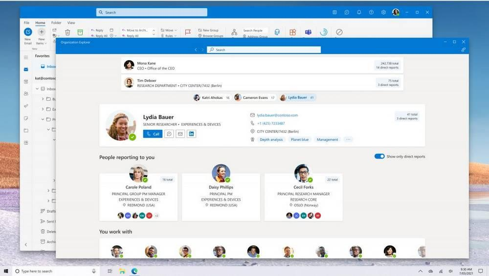 New Outlook for Windows
