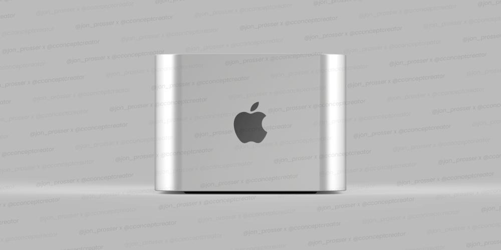 mac pro mini concept