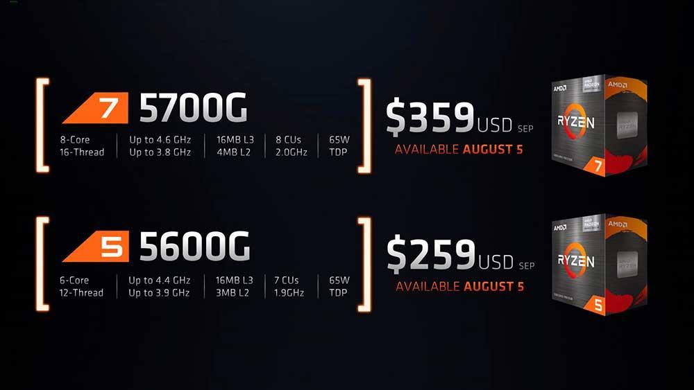 AMD-Ryzen-5-5700G-y-5600G