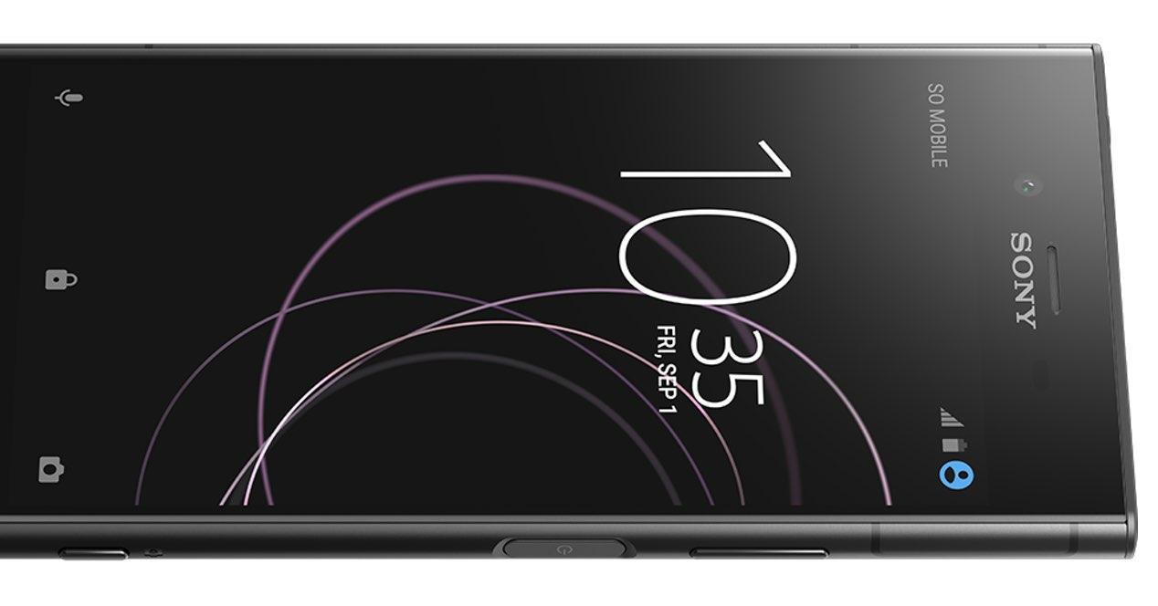 New Sony Xperia XZ1