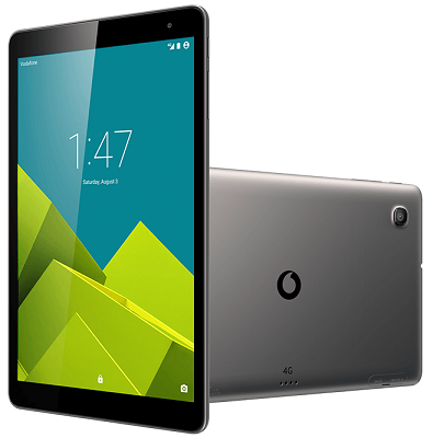 Image of the Vodafone Tab prime 6 tablet