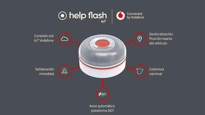 Vodafone Help Flash IoT