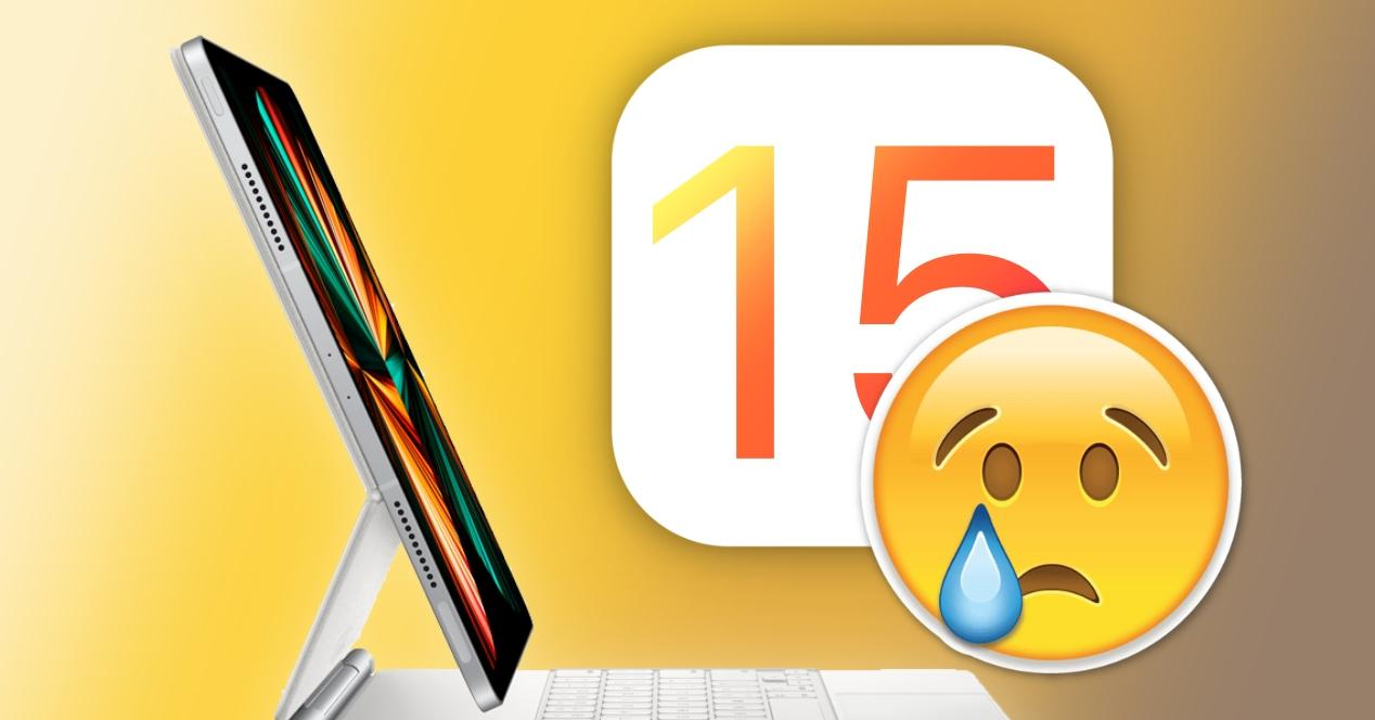 What Apple forgot in iPadOS 15 for the iPad Pro M1