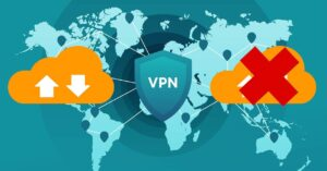 What is the monthly limit of a VPN and what…