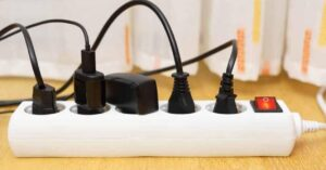 Why is it better to use a power strip than…