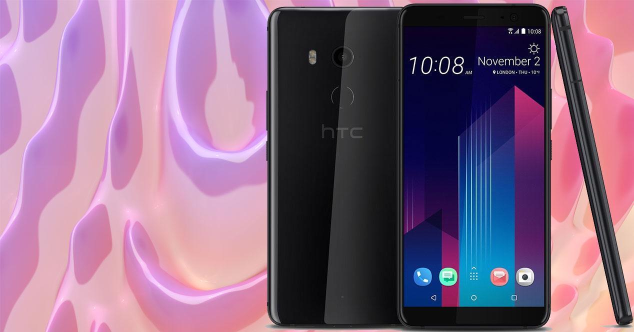 HTC U11 Plus unboxing