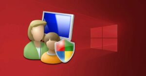 What type of account should I use in Windows ?,…