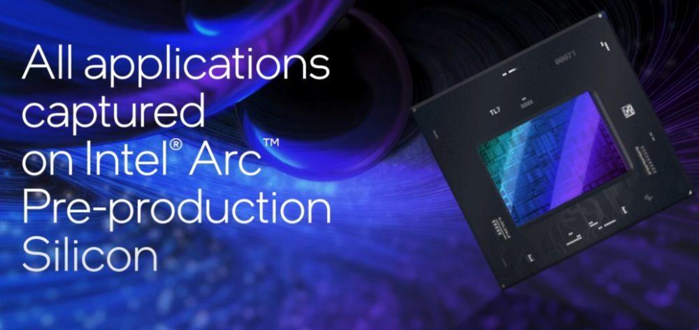 Intel Xe-HPG Alchemist 384 EU