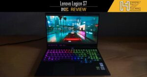 gaming laptop with Intel i7 and NVIDIA RTX 2060