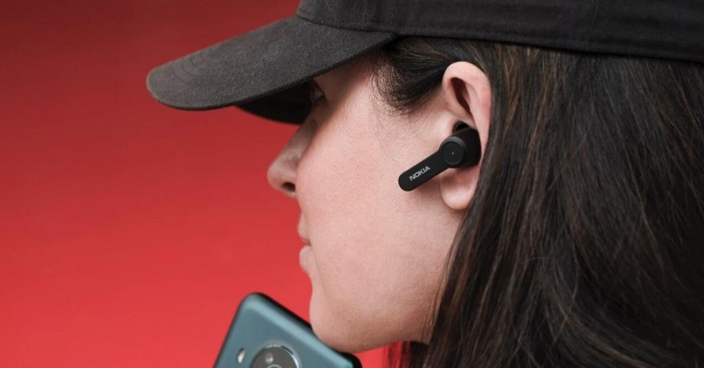 nokia noise canceling earbuds