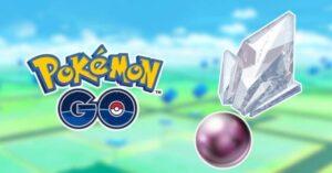 So you can get Sinnoh stones in Pokemon GO