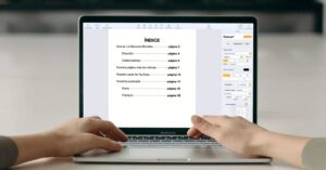 Create smart indexes for your Pages jobs on Mac