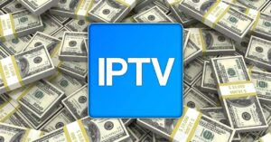 They ask for 16.3 million for broadcasting pirated IPTV