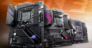 ASUS motherboards compatible with Windows 11: models and chipsets