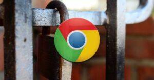 Fix Google Chrome did not close properly error