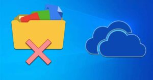 OneDrive can't delete files and folders – How to fix