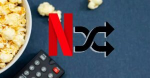 Play something on Netflix: Random content and recommendations